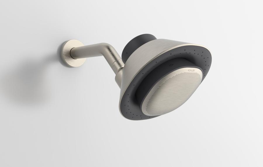 ลำโพงฝักบัว Kohler อาบน้ำ ฟังเพลง