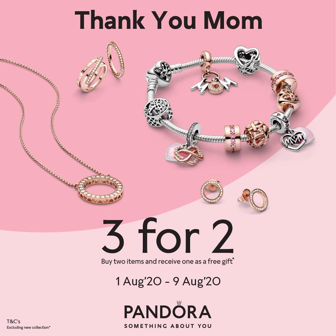 Pandora 3 FOR 2
