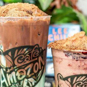 รีวิว โปรโมชั่น Café Amazon