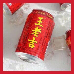 รีวิว น้ำชาหวังเหล่าจี ชาจีน เครื่องดื่มน้ำสมุนไพร1
