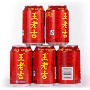 รีวิว น้ำชาหวังเหล่าจี ชาจีน เครื่องดื่มน้ำสมุนไพร11
